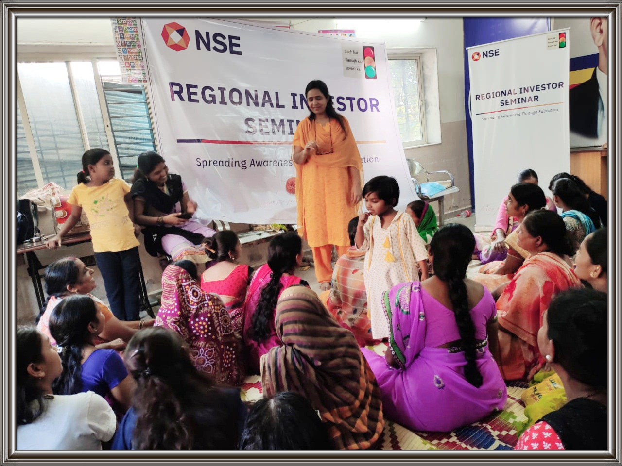 BIAP-NSE - Investor Awareness Programme (Interaction with participants)