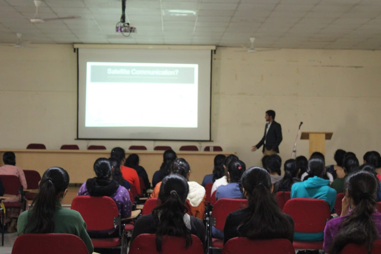 Emerging trends in Communication by Shubham Sarwate CISCO