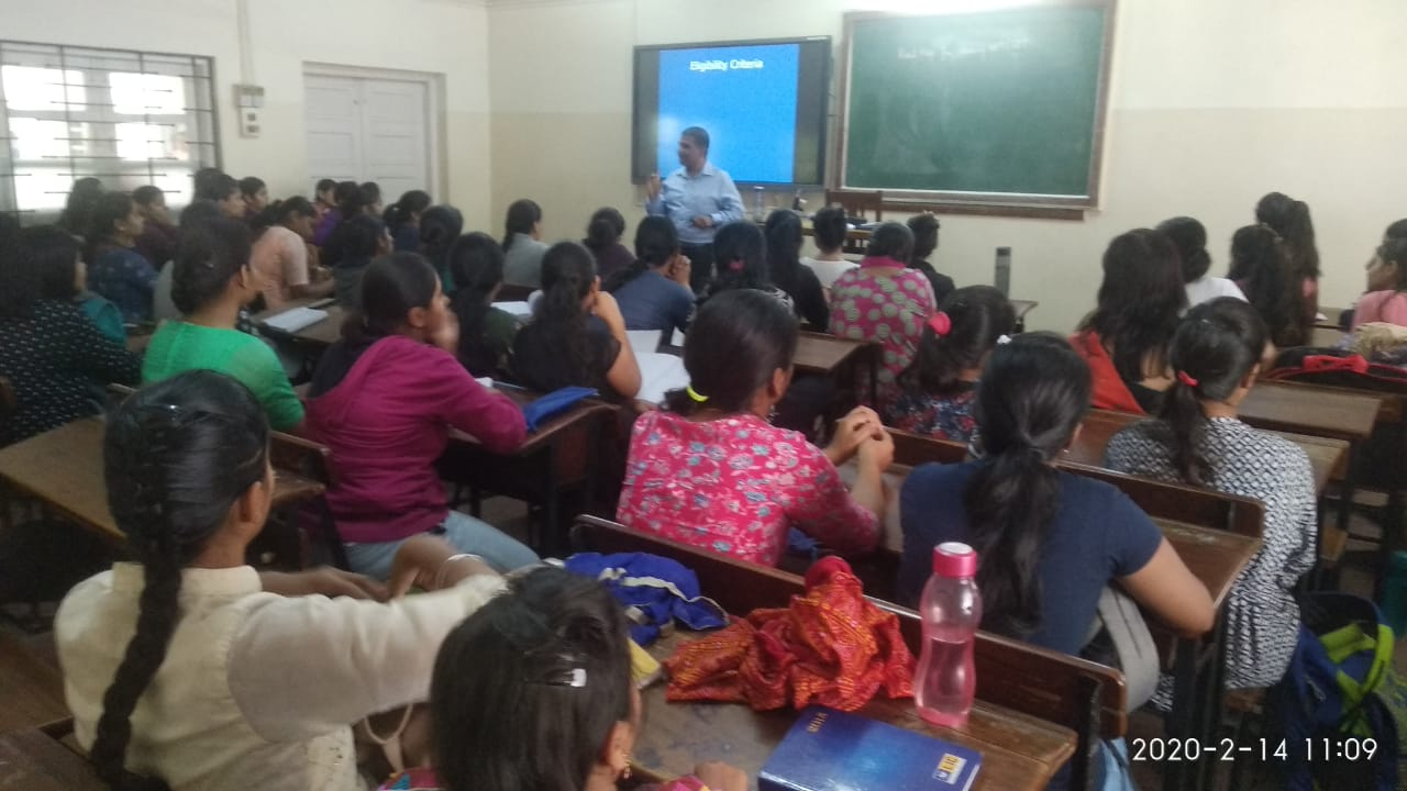 NET SET lecture by Dr. Y. Mithare