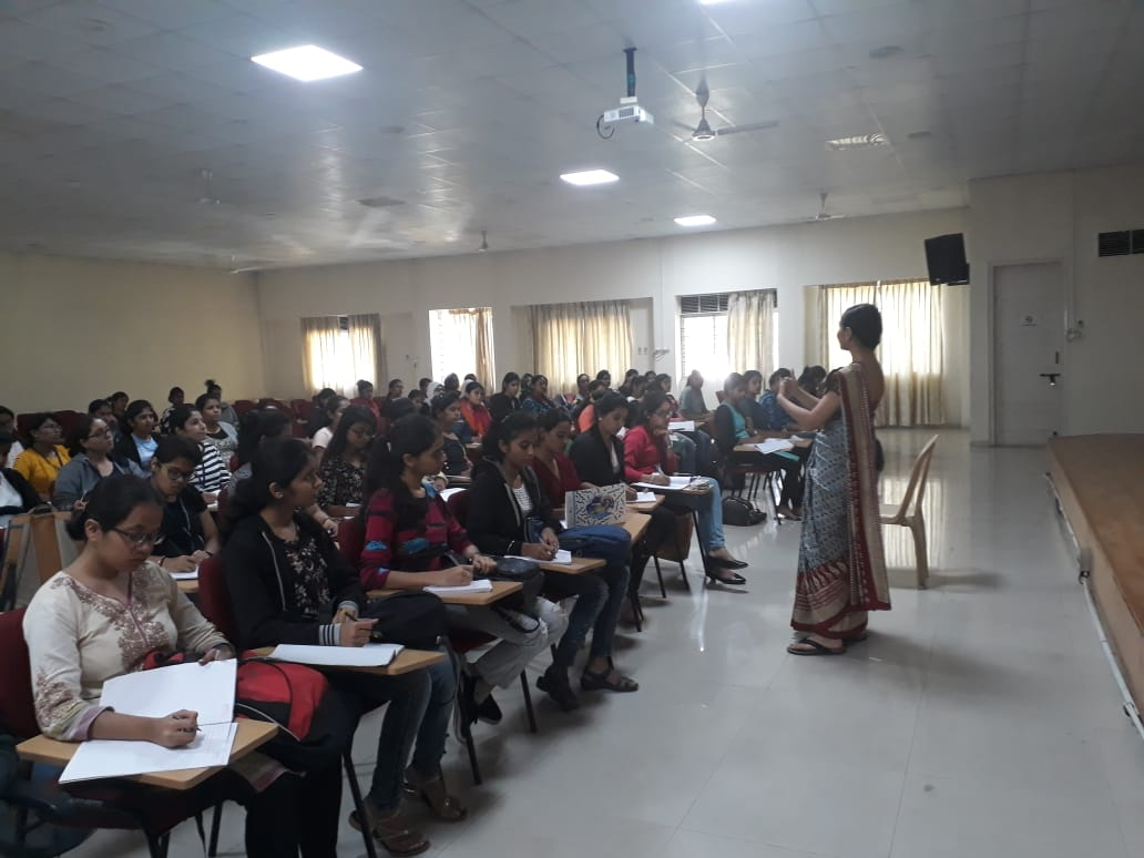 SY BCom Guest Lecture