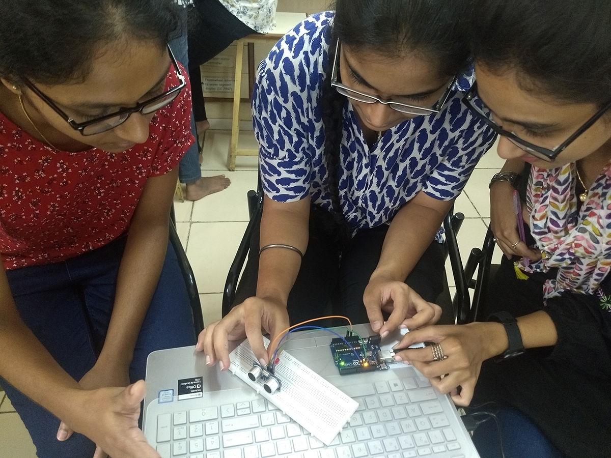 Workshop on IoT and Arduino