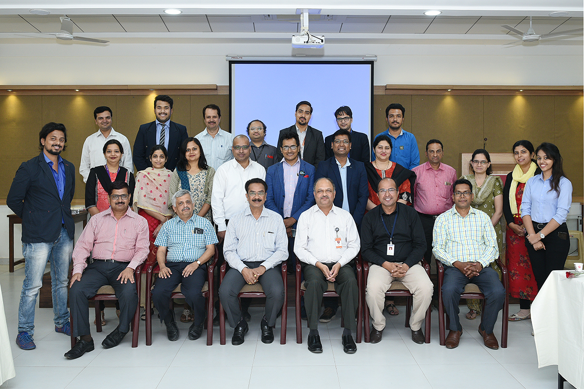 Corporates and Faculty members