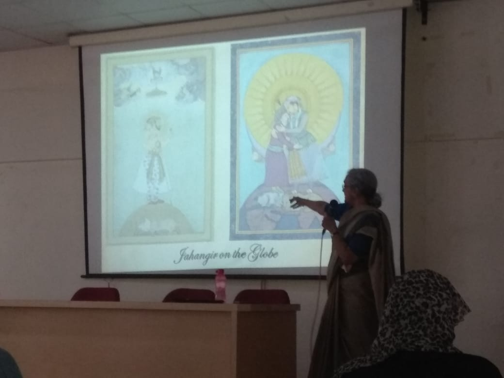 Guest Lecture Dr. Radhika Seshan Dept. of History