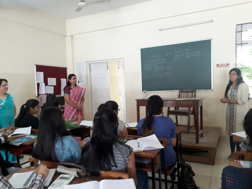 Guest lecture for TYBBA