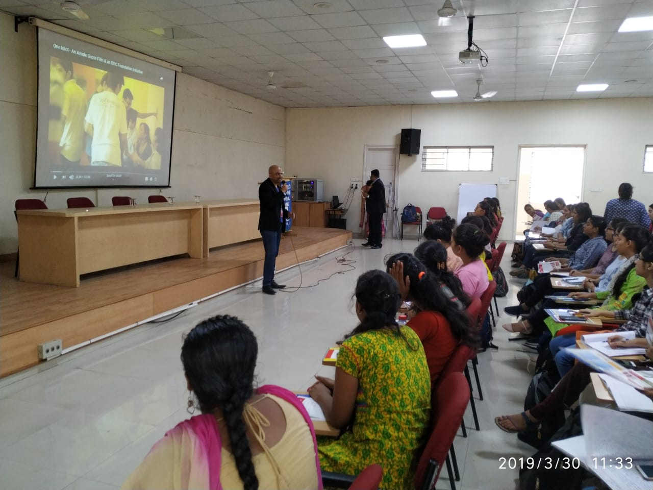 Guest Lecture on Investment Avenues 3