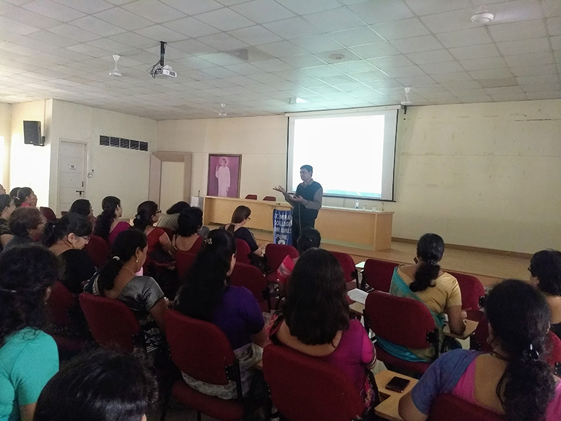 Guest Lecture - NIRF ranking 2
