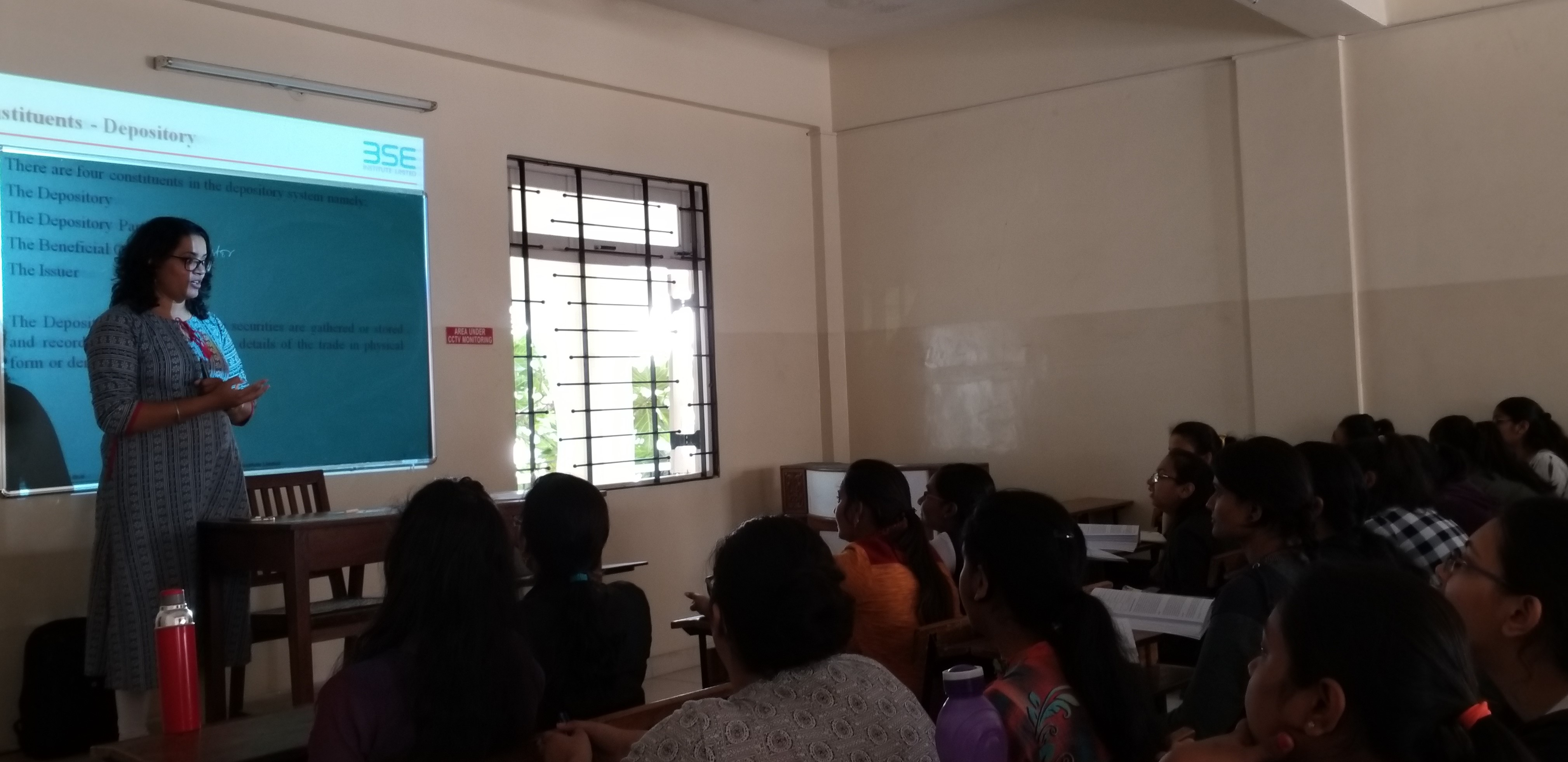 Session with Ms. Suchitra