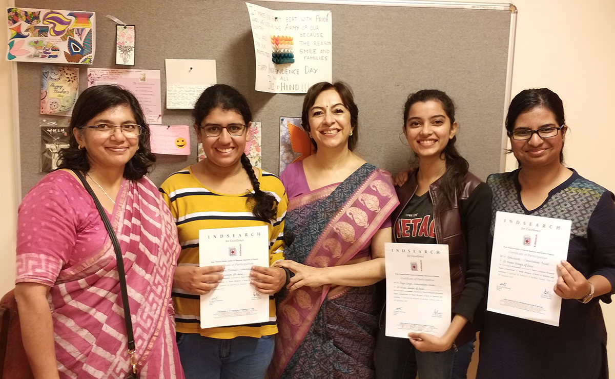 Research Paper Competition @Indsearch