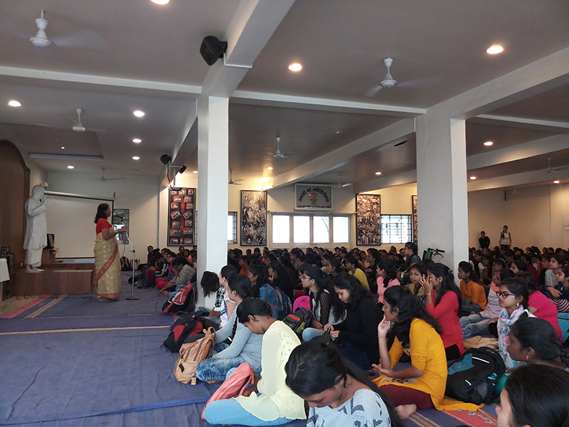 SIP - Day 3 - Appreciating Indian Classical Dance forms and Music - Session by Dr. Vaishali Joshi